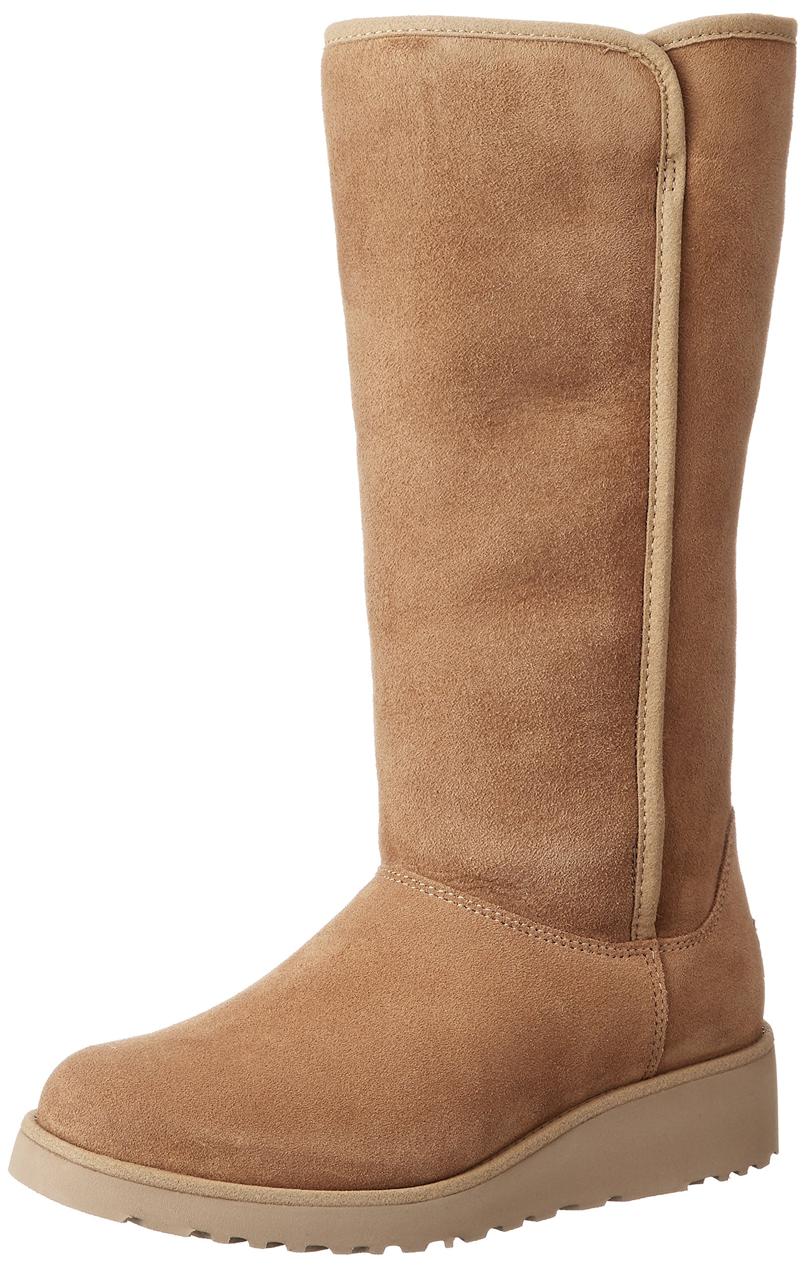UGG Women's Kara Winter Boot, Chestnut, 8 B US
