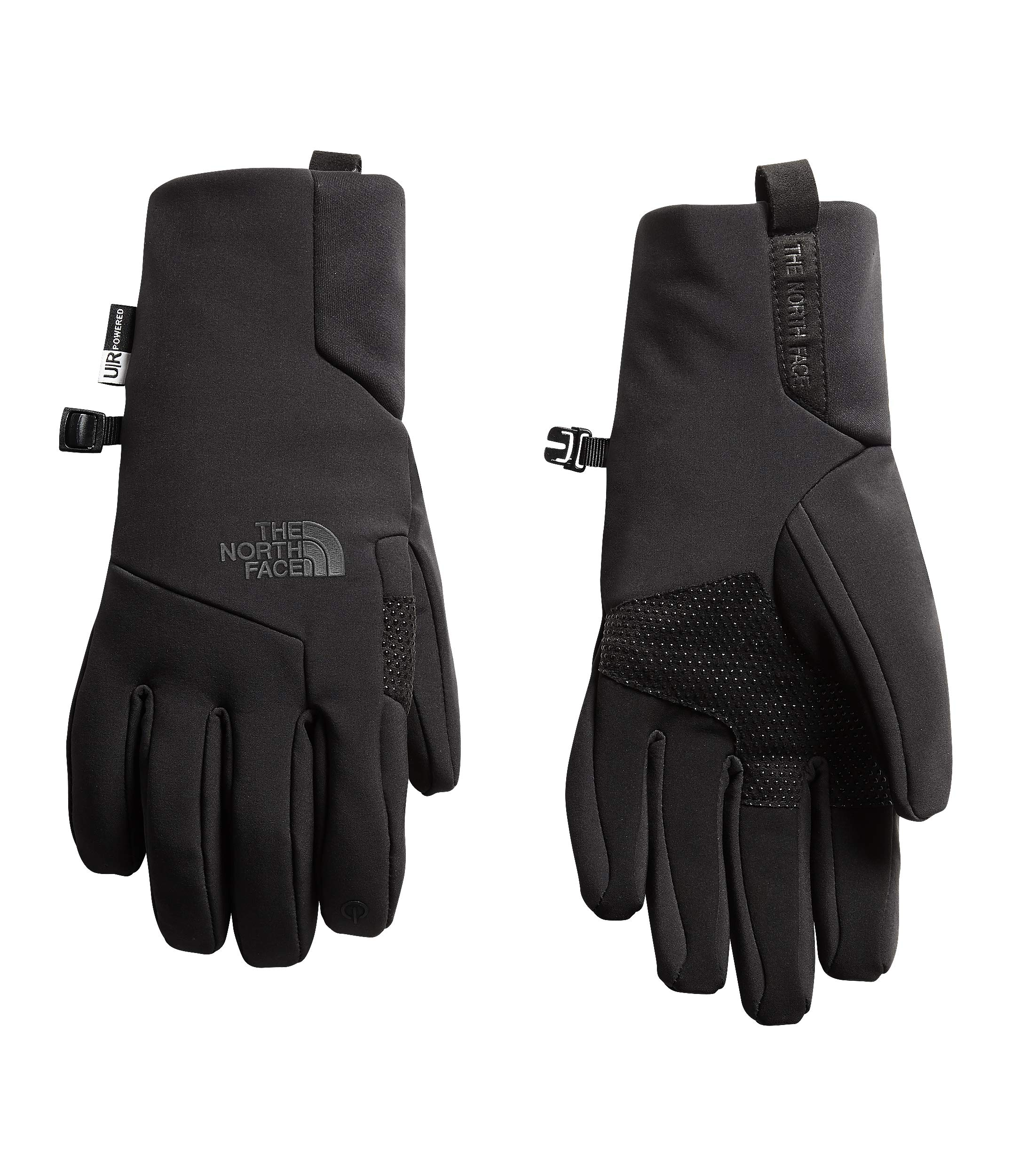 The North Face Women's Apex Etip Glove, TNF Black, Size M by The North Face