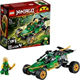 LEGO Ninjago 71700 Jungle Raider Building Kit (127 Pieces)