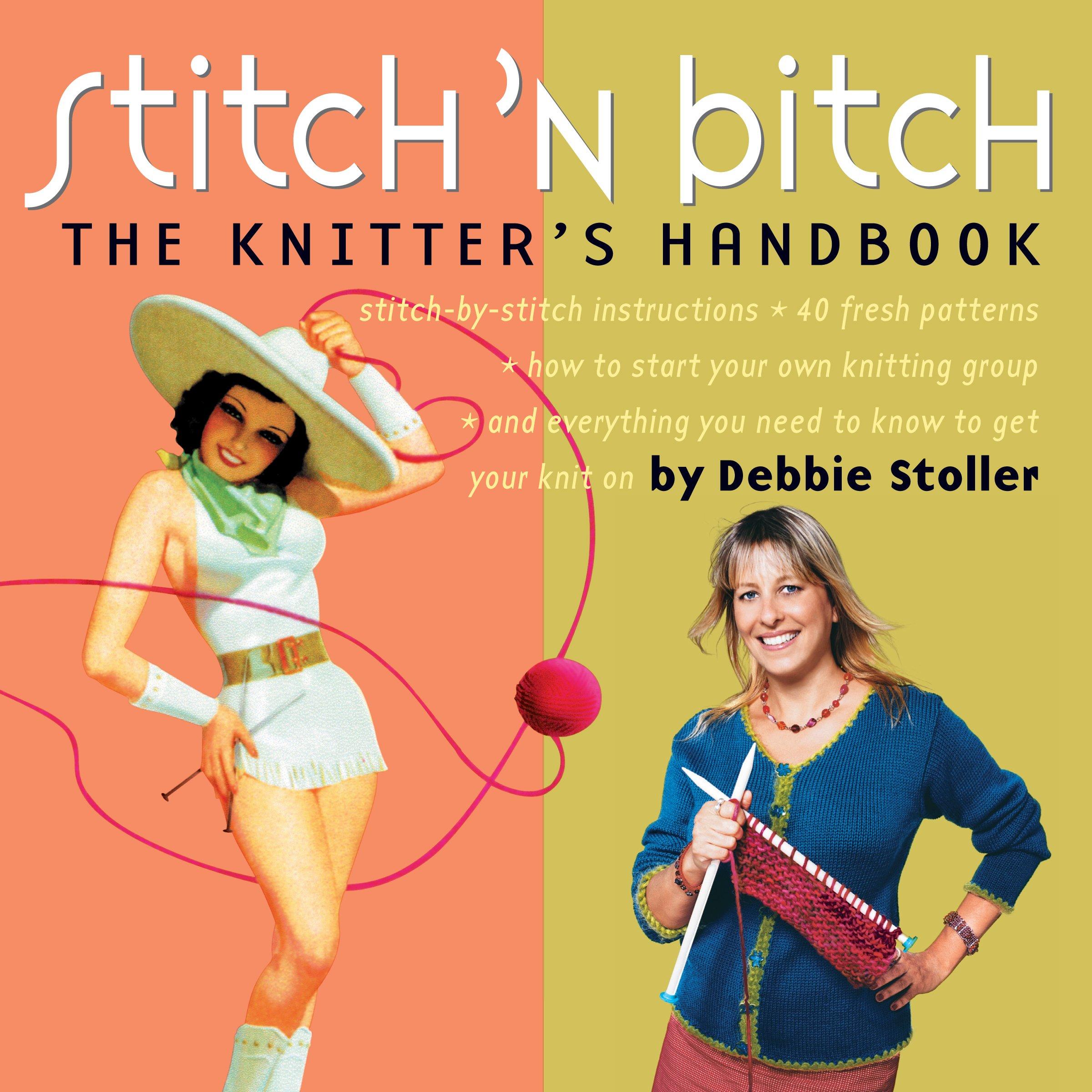 Stitch n Bitch Knitters Handbook product image