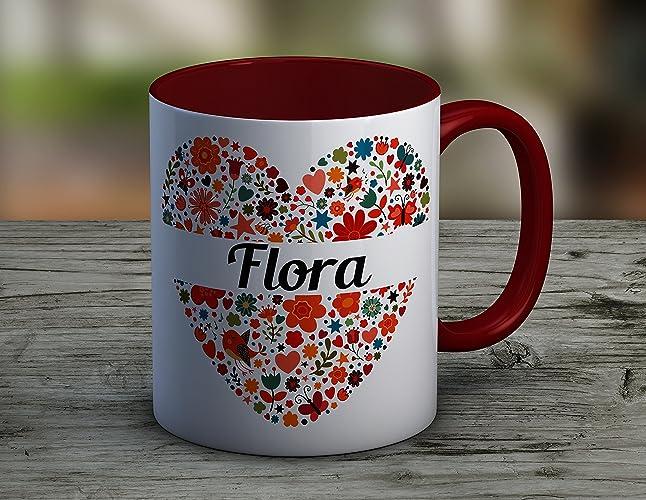Bien connu Mug Coeur rouge à personnaliser - tasse à café - cadeau  CU67