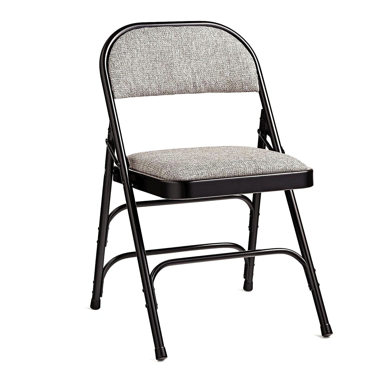 Incredible Amazon Com Samsonite Furniture 2900 Series Fabric Padded Pdpeps Interior Chair Design Pdpepsorg