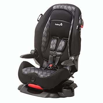 Safety 1st Summit Deluxe Booster Car Seat Entwine