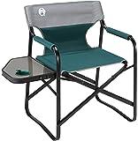 コールマン チェア サイドテーブル付きデッキチェアST グリーン 2000021996