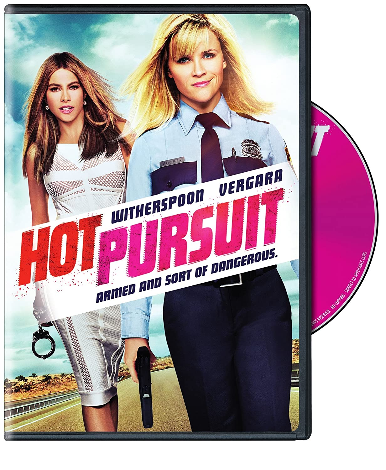 Amazon.com: Hot Pursuit: Reese Witherspoon, Sofía Vergara, John ...