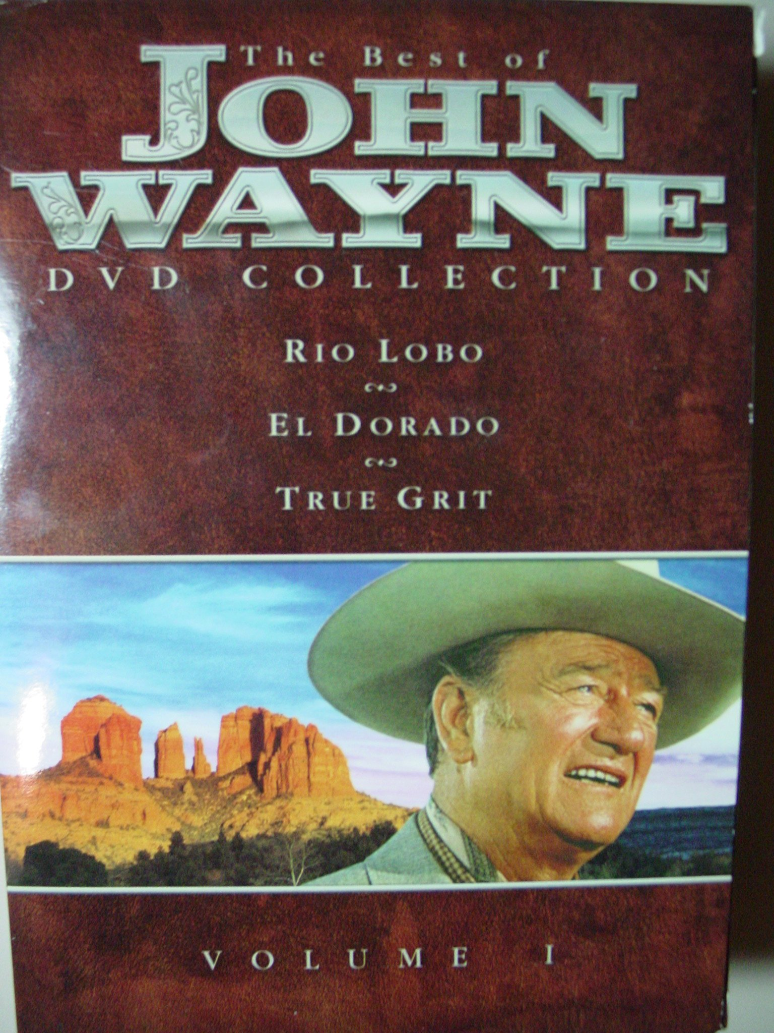 The Best of John Wayne Collection 1 (Rio Lobo / El Dorado / True Grit) by Paramount