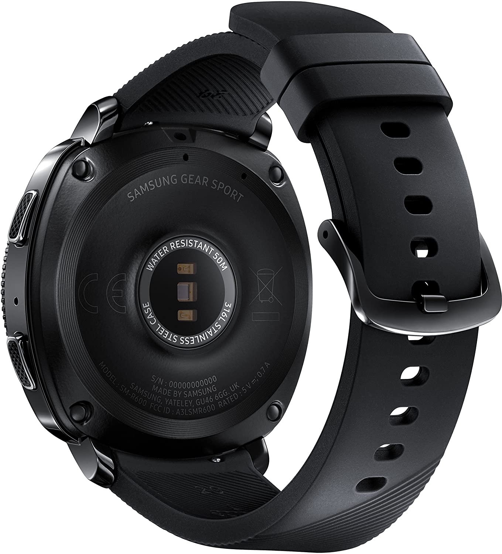 Samsung Gear Sport Reloj Inteligente Negro SAMOLED 3,05 cm ...