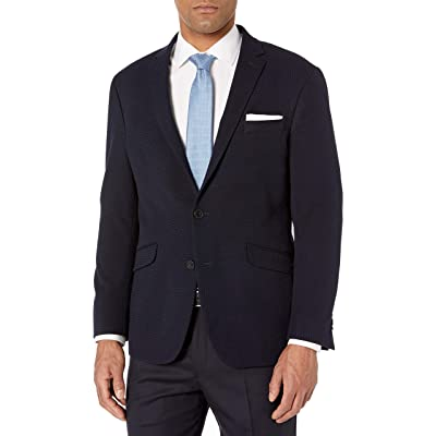 Kenneth Cole REACTION Men's Slim Fit Knit Blazer at Amazon Men's Clothing store