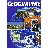 Géographie, 6e