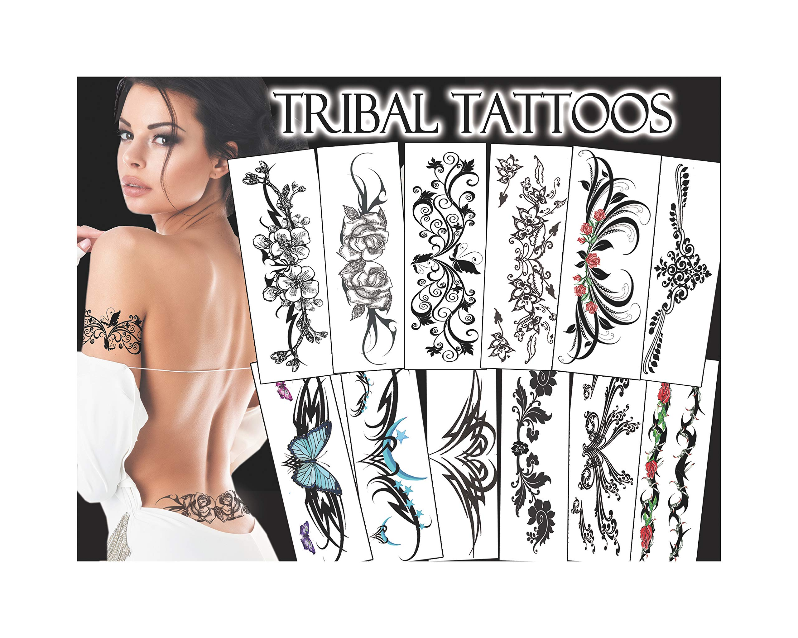 Tribal Tattoo Art