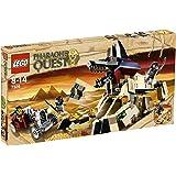 LEGO Pharaoh's Quest 7326 Rise of the Sphinx - Resurgir de la esfinge [versión en inglés]