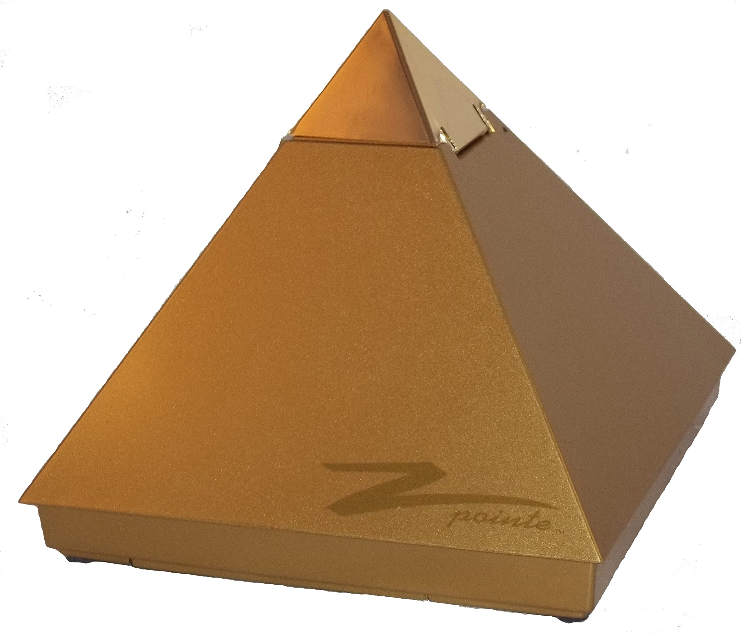 Gold Z Pointe Automatic Cosmetic Pencil Sharpener