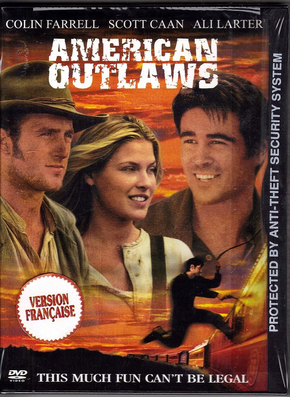 Amazon American Outlaws Colin Farrell Scott Caan Ali