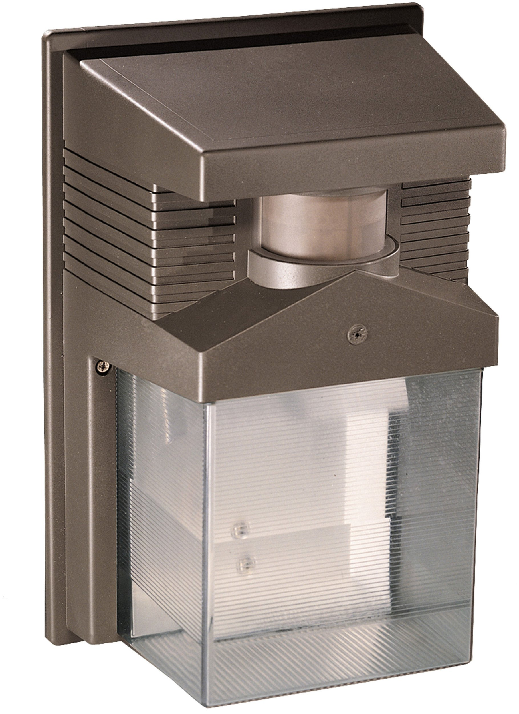 Heath/Zenith SL-5630-BZ-D 180-Degree Halogen Motion-Sensing Security Light, Bronze by Heath/Zenith