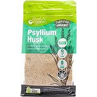 Absolute Organic  Psyllium Husk, 175g