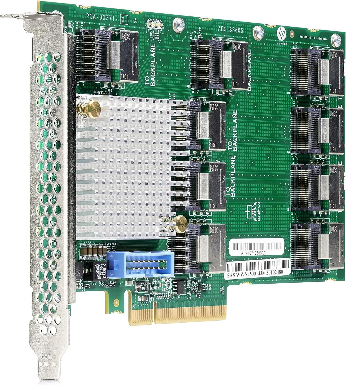 HP DL38X Gen10 12Gb SAS Expander