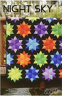 Glimmer Quilt Pattern ~ Julie Herman Jaybird Quilts ~ uses Super Sidekick ruler