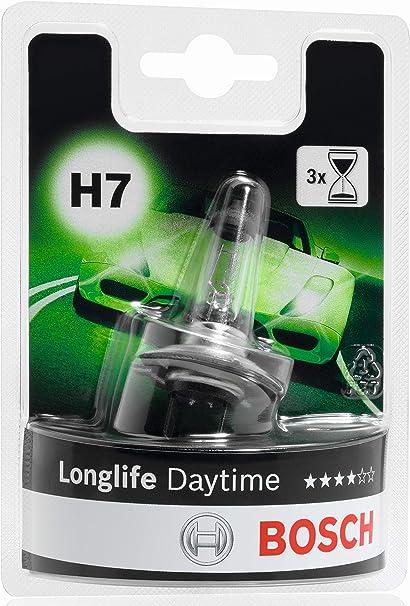 Stopp-//Blinklicht-//Schluss-//Kennzeichenlampe Bosch 1987301018 Autolampe PY21W PURE LIGHT