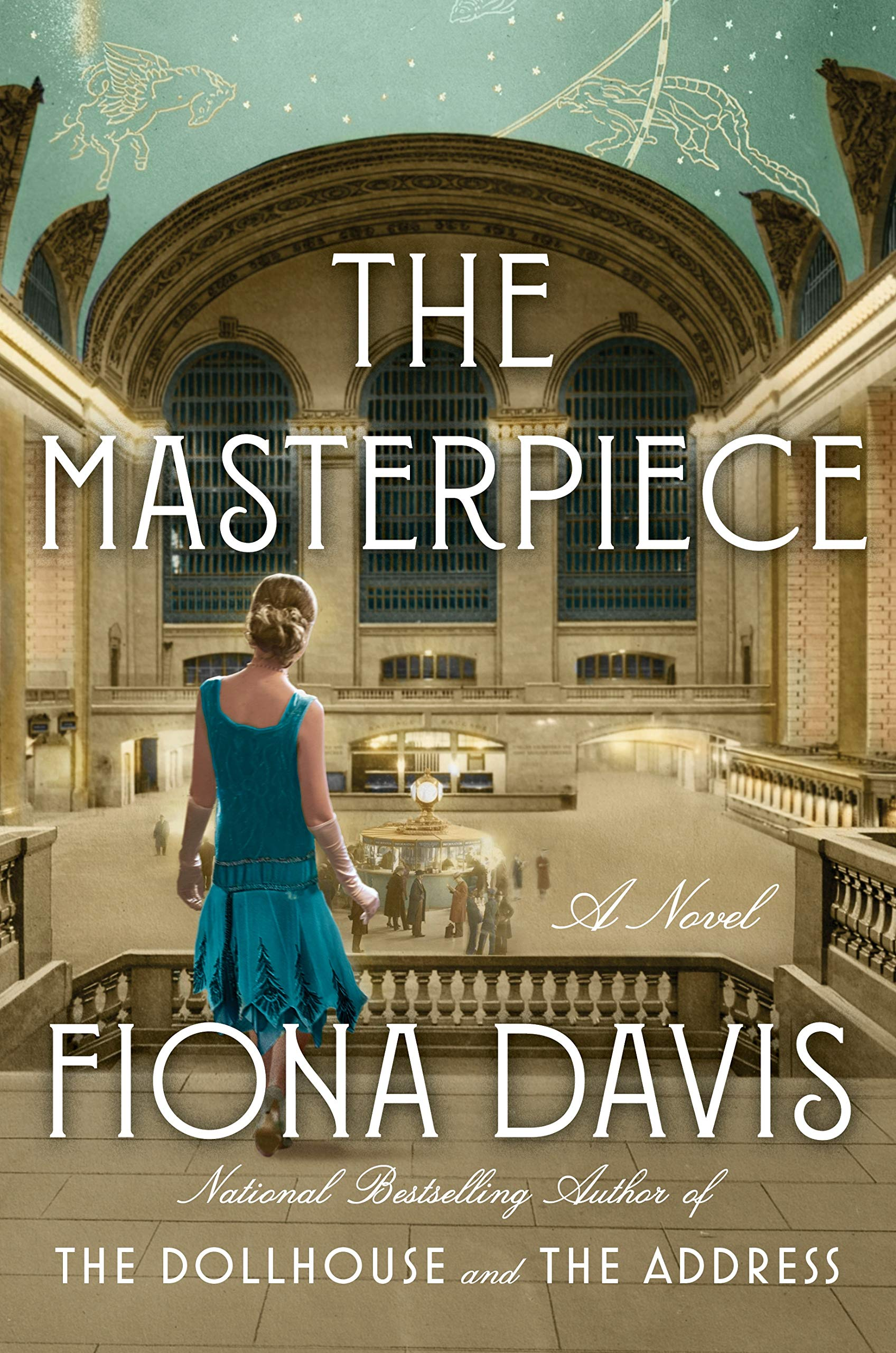Image result for fiona davis the masterpiece
