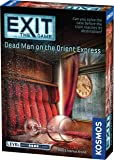 Exit: Dead Man on The Orient Express | Exit: The Game - A Kosmos Game | Family-Friendly, Card-Based at-Home Escape Room…
