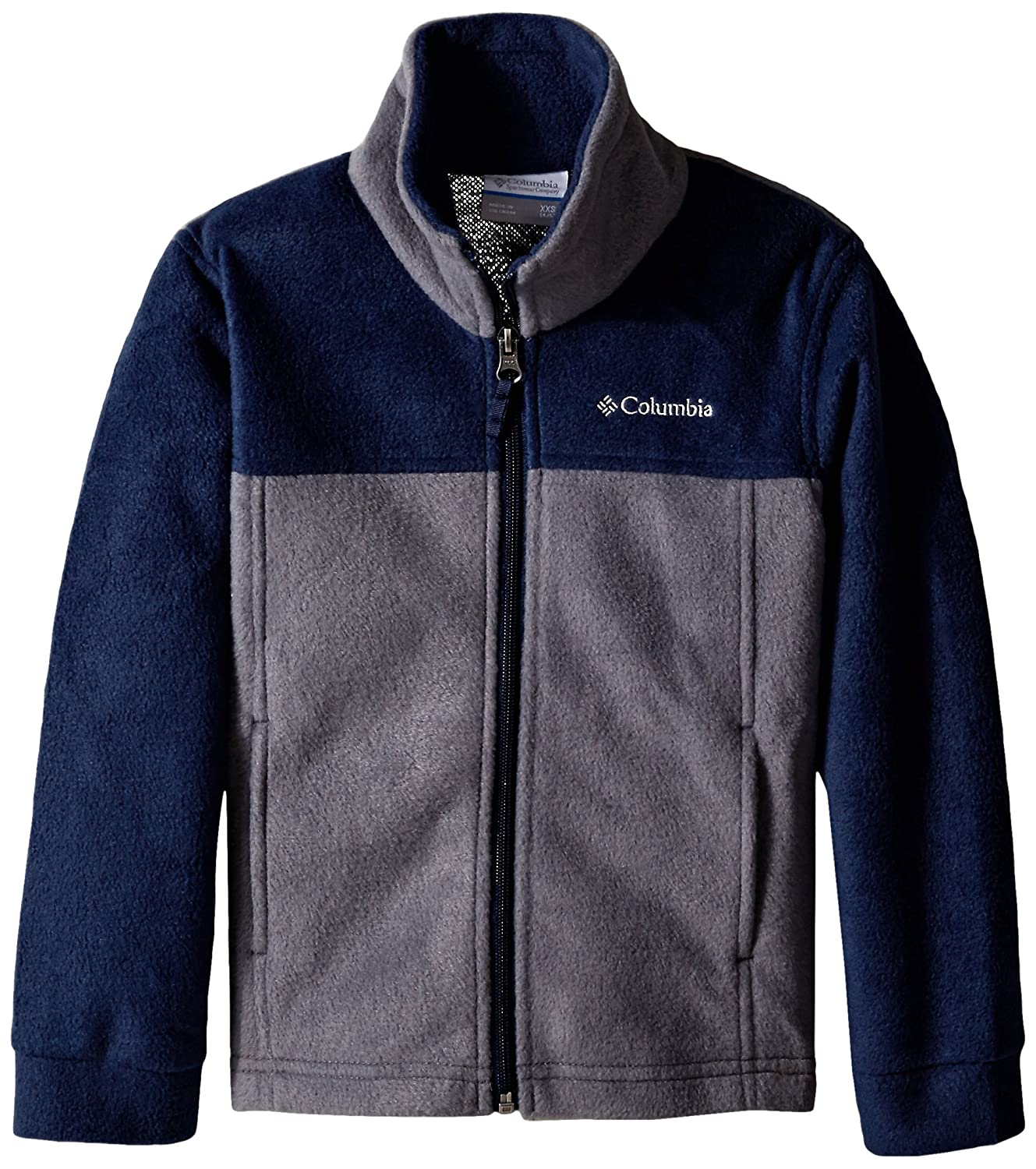 Columbia Sportswear Boy's Dotswarm Full Zip Jacket Columbia (Sporting Goods) WB6776-359