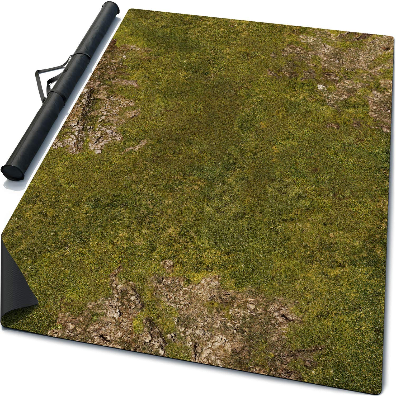 6' x 4' Rubber Battle Mat: Homeland + Bag