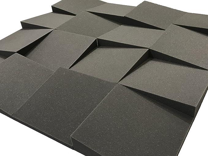 3 opinioni per Advanced Acoustics, pannelli fonoassorbenti in schiuma per insonorizzazione