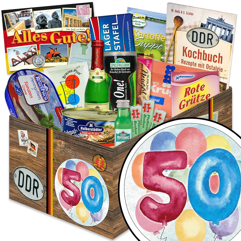 50. Geburtstag   DDR Ostpaket   40. Geburtstag Geschenkidee: Amazon ...