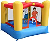 KIDS BOUNCY CASTLE 9003 - EVEYTHING IN 1 BOX, AIR BLOWER, PEGS, STORAGE BAG