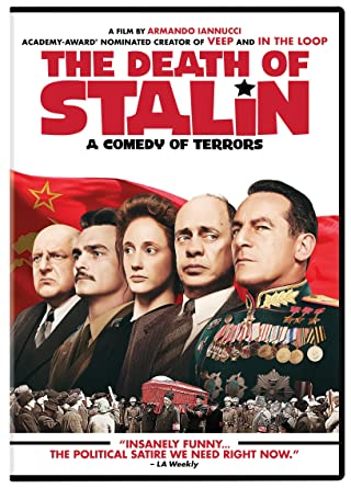 Amazon com: The Death of Stalin: Steve Buscemi, Jason Isaacs