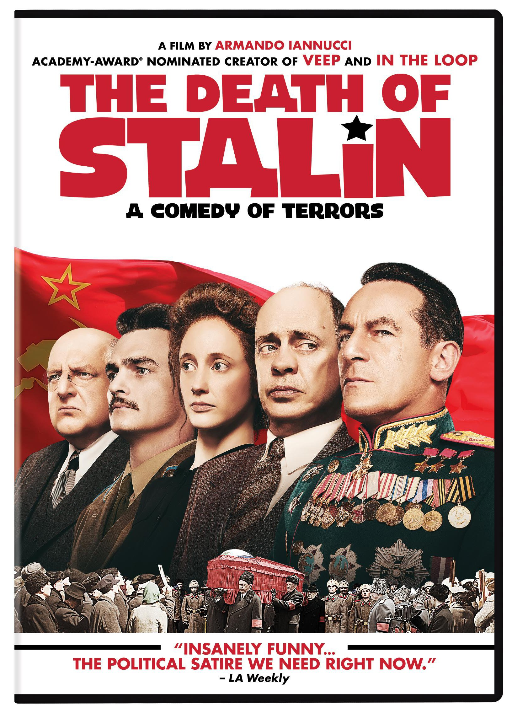 Book Cover: The Death of Stalin