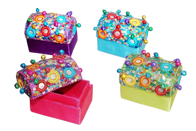 'Lot de 20boîtes écrins strass'bell–Boîtes, écrins pour embouts de mariage, souvenirs de baptême et cadeaux originaux pour comuniones écrins pour embouts de mariage DISOK