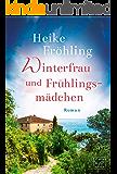 Winterfrau und Frühlingsmädchen
