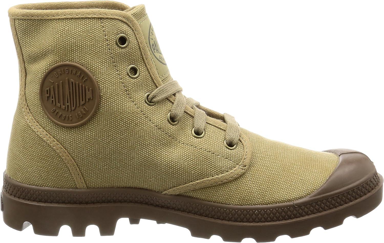 Palladium Boots Mens Pampa Hi Originale Canvas Boots