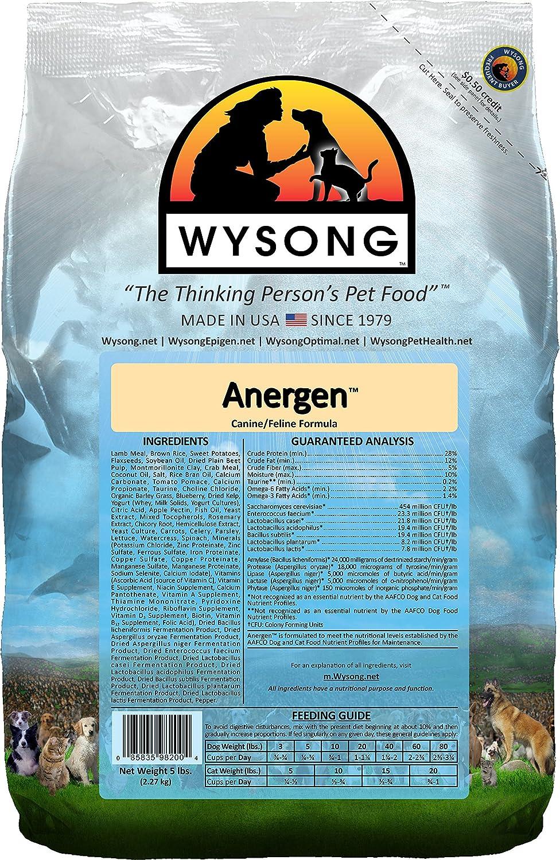 Wysong Anergen Canine/Feline Formula Dry Dog/Cat Food
