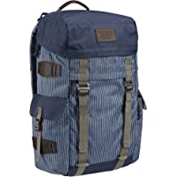 """Burton Snowboards Unisex Annex Pack Luggage, Open Road Stripe, Dimensions: 20"""" x 10.5"""" x 7"""", Volume: 28L, Durably Constructed"""
