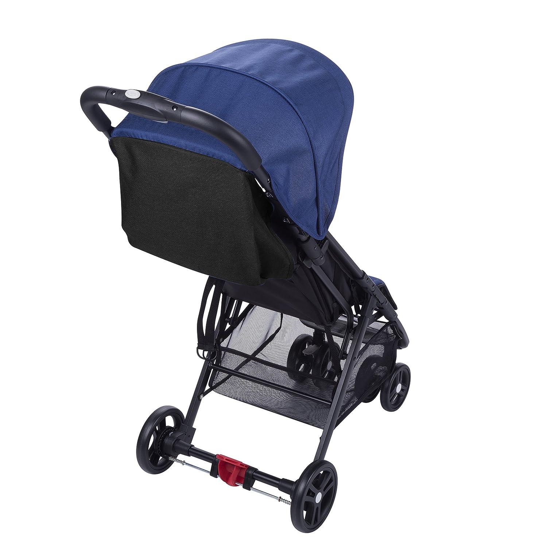 unisex color azul Silla de paseo plegable y multifuncional Safety 1st TEENY Baleine Blue Chic