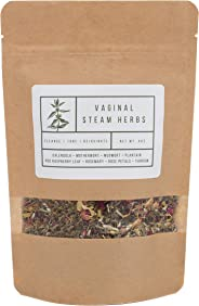 Yoni Steaming Herbs (2-3 Steams)   Cleanse, Tone, Rejuvenate   Formulated by Certified Practitioner   100% Organic Vaginal St