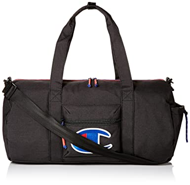 796b9f8ccc3a Amazon.com  Champion Men s SuperCize Barrel Duffel