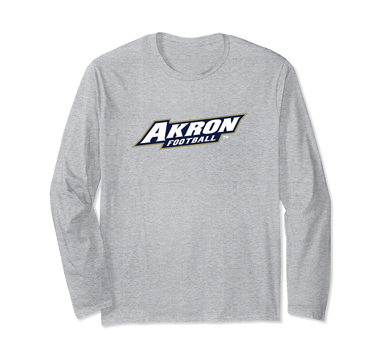 Akron Zips Women's College NCAA Long Sleeve T-Shirt PPTUA020-mt