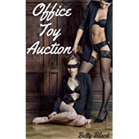Office Toy Auction: BDSM Menage First Time FF MMF MFM Submissive Younger Woman Multiple Dominant Men Group Taboo Short (First Time in the Office Book 2) (English Edition)