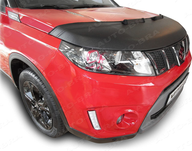 AB3-00046 Hood Bra for Suzuki Vitara Escudo LY mk4 Since 2015 Bonnet Bra Front End Nose Mask STONEGUARD Protector Tuning