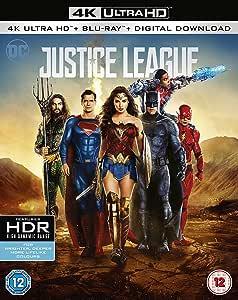 Justice League – [4k Ultra HD + Blu-ray]