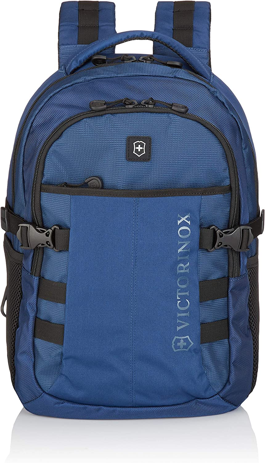 Victorinox VX Sport Cadet Laptop Backpack, Blue/Black, 19-Inch