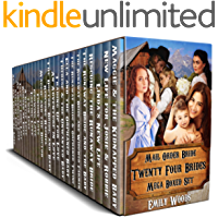 Mail Order Bride: Twenty Four Brides Mega Boxed Set