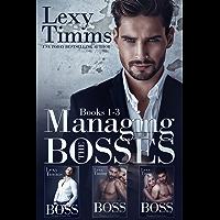 Managing the Bosses Box Set #1-3: Billionaire Romance (English Edition)