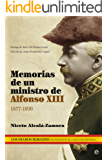 Memorias de un ministro de Alfonso XIII (Historia)