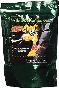 WildSide Kangaroo Crunchy Dog Treats 6oz