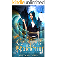 Crystal Wing Academy: Book One: Outling (English Edition)