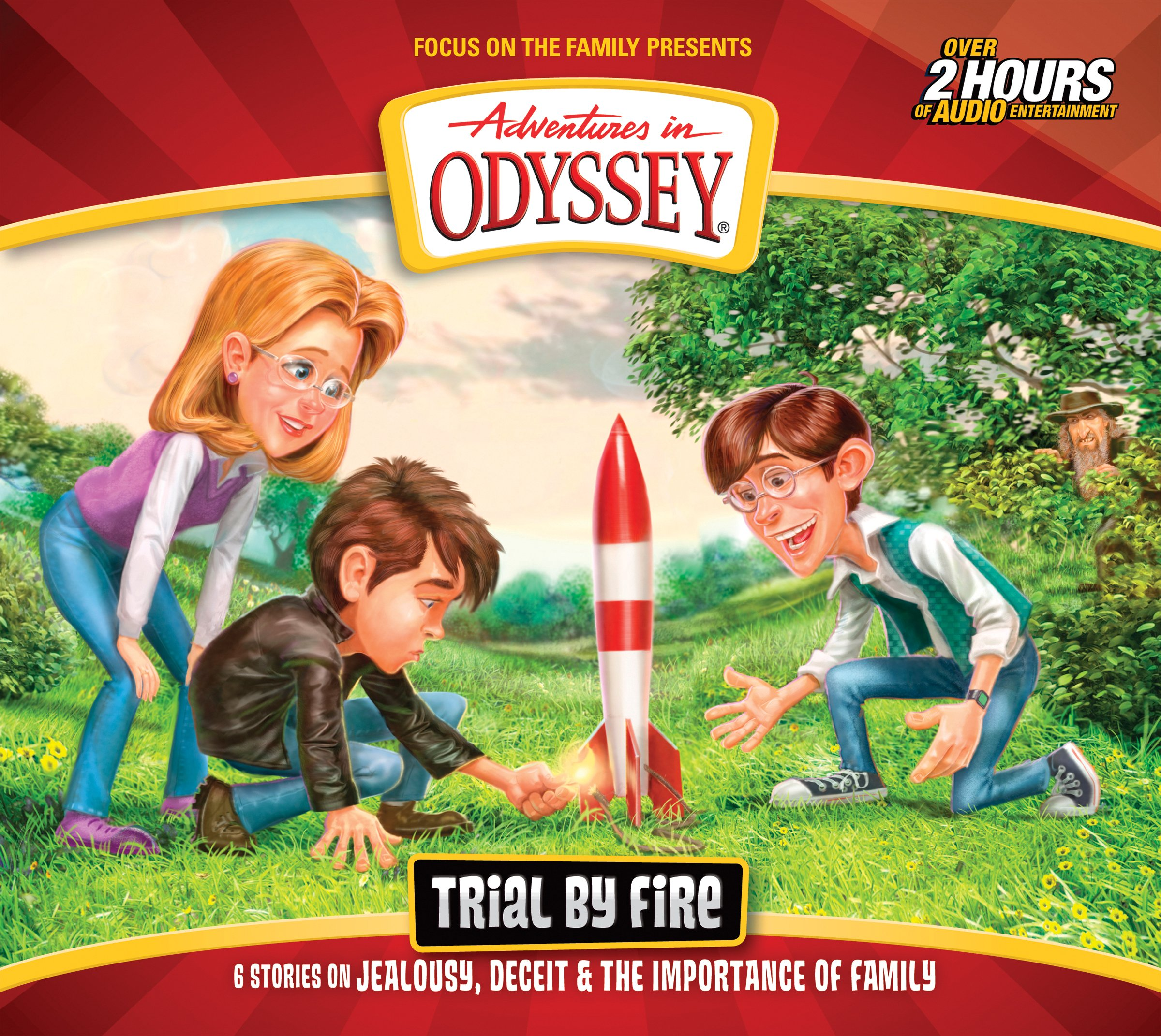 Trial by Fire (Adventures in Odyssey) by Focus on the Family (Image #1)